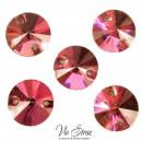 Кружок Rivoli Rose Vitrail Light  12mm