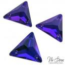 Треугольник Capri Blue 22 mm