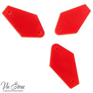Зеркала Красные 25*15 mm
