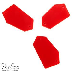 Зеркала Красные 28*17 mm