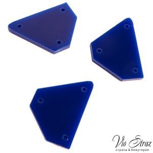 Зеркала Синие  20*15 mm