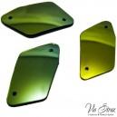 Зеркала Зеленые Линзы 30*20 mm