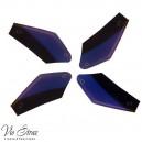 зеркала Синие 25*15 mm