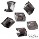 Скошенный ромб Cosmic  Black Diamond 27*21 mm