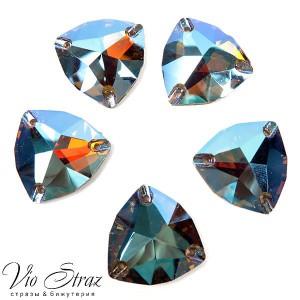 Trilliant  Black Diamond Si 12  mm