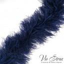 Темно-синее боа (Midnight Sky) 5-ти нитка