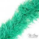 Боа зеленое (Cool Agua) 6-ти нитка