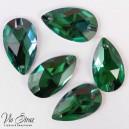 Капля Emerald  28*17  mm