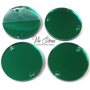 Зеркала Emerald кружок 10 mm