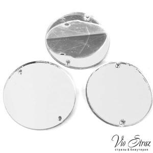 Зеркала Crystal кружок 25 mm